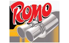 Mofles Romo logotipo